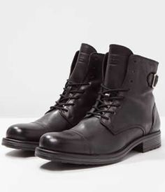 Ghete Rock Barbati Jack And Jones Combat Boots, Rock, Shoes, Fashion, Stone, Zapatos, Moda, Shoes Outlet, La Mode