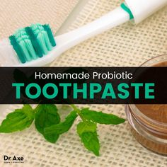 This homemade probiotic toothpaste recipe cleans your teeth, helps to detoxify your mouth and finishes with a cooling sensation! Toothpaste Recipe, Homemade Toothpaste, Wellness Tips, Health And Wellness, Health And Beauty, Health Tips, Healthy Junk, Healthy Teeth, Homemade Body Care