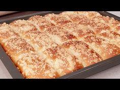 Bread Dough Recipe, Bagel Recipe, Sweet Buns, Bread Baking, Cornbread, Vanilla Cake, Bakery, Food And Drink, Cooking Recipes