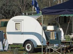 Teardrop Mobile Homes | Some Old Cars, Caravans, Tear Drops and Mobile Homes