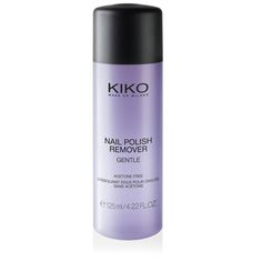 KIKO MAKE UP MILANO Nail Polish Remover Gentle [BOUGHT]