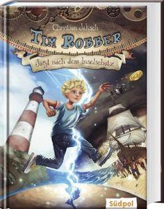 Cover  Tim Robber – Jagd nach dem Inselschatz
