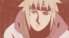 Namikaze Minato, gif, crying, sad; Naruto