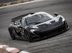 This McLaren P1 Flat Out On The Track Is All You Need To Watch Today (VIDEO)