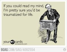 and if i could read yours? :)