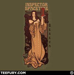 community's inspector spacetime