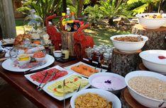 Set amidst the breathtaking splendour of the far northern reaches of Kwazulu-Natal is Amakhosi Safari Lodge, located on the edge of the Mkuze river in the Amakh… Kwazulu Natal, Ice Climbing, Yum Yum, Safari, Africa, Kitchens