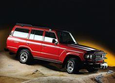 Toyota Land Cruiser 60 VX (BJ61V) '1987–89