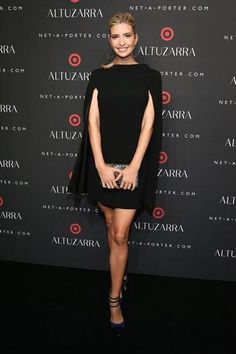 Ivanka Trump at the Altuzarra for @target launch party (NYC)