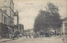 #PEAV #histoire Rue Saint-Maur #Paris10 ou #Paris11 ?
