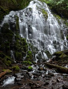 Beautiful Most Stunning Waterfalls in the US HD Images Pictures