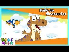 Baile de los Dinosaurios Canciones Infantiles - YouTube Kindergarten Math, Scooby Doo, Family Guy, Fictional Characters, Montessori, Youtube, Preschool Songs, Dinosaur Activities, Homeschool
