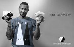 #hate #anti #racism #kkk #black #white #color #kanye #protest #peace #love #unity #t-shirt #tshirt #clothing #menswear #street #wear #victim #puppet #fashion #casual #art #pop #hipster #sports #politics #man #boyfriend #shop #gift #online #play #shirts #play-shirts