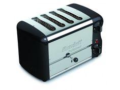 Rowlett Esprit 4 Slice Bread Toaster in Black - Toasters - Electronics