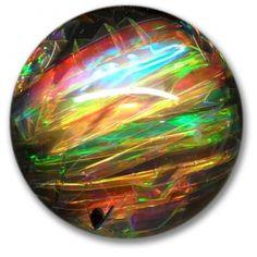 JP: Glass Marbles: Shooter Palantir Darksphere.(John Lowe)