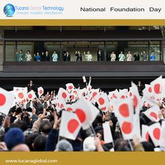 Happy #NationalFoundationDay in #Japan