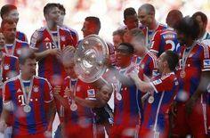 FC Bayern de Múnich 2014 2015