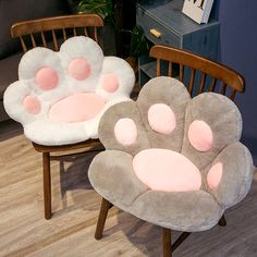 Cheap Cushions, Pink Cushions, Outdoor Cushions, Cushions On Sofa, Outdoor Pillow, Floor Cushions, Kawaii Room, Kawaii Cat, Kawaii Anime