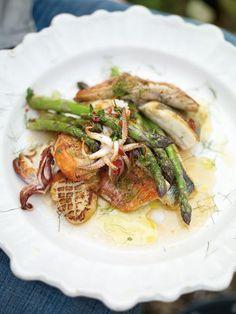 Mixed Fish | Fish Recipes | Jamie Oliver Recipes