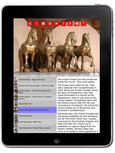 .... tour of the Basilica di San Marco (St. Mark's Basilica) in Venice, Italy. iPad only 2.99$