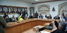 Aprueba cabildo de Tecate Plan Municipal de Desarrollo 2014-2016