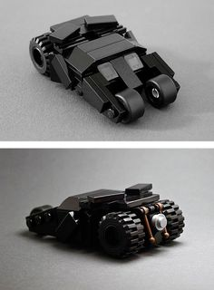 Tumbler A tiny replica of the Batman Tumbler, created in LEGO by Tiler.- Tumbler A tiny replica of the Batman Tumbler, created in LEGO by Tiler.
