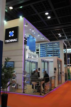 TECHNAL | Nucleus Exhibitions – Award Winning Exhibition Stand Designers