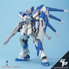 MG RX-93-2 Hi-Nu Gundam.my first mastergrade