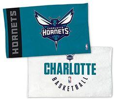 NBA Rico Industries  Laser Engraved Front Pocket Wallet Charlotte Hornets