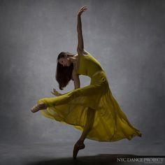 Christine Shevchenko Крістіна Шевченко, American Ballet Theatre - © NYC Dance Project (Deborah Ory and Ken Browar)