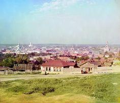 Yekaterinburg, Russia,1910 #russia #color #1910s