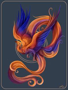 """""""Phoenix"""" par Carmen"""