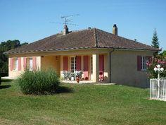 Villas in France- Villa Tandounet- Property 148647