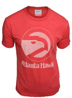 images of the atlanta hawks basketball logos | Classic Atlanta Hawks logo tee #NBA #Basketball $17 in the sale!! www ...