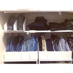 そろそろ衣替えの季節♪かしこく簡単でおしゃれも叶う衣類収納アイデア☆ - Yahoo! BEAUTY