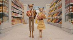 """fantastic mr. fox ~ A """"cussing"""" cute flick!"""