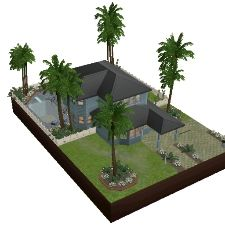 Myrtle Bungalow Makeover by PetriaJaye - The Exchange - Community - The Sims 3