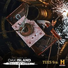What Channel Does Curse Of Oak Island Come On
