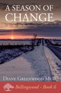 A Season of Change - Book 6 in the #Bellingwood series is available!