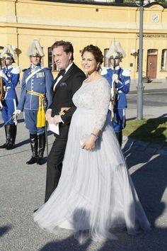 Princess Madeleine and Chris
