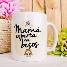 platos decorados para mama - Buscar con Google