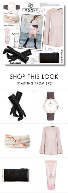 """FrancoFlorenzi6"" by stranjakivana ❤ liked on Polyvore featuring Tom Ford, BCBGMAXAZRIA, Edie Parker, Valentino, By Terry, BCBGmaxazria, TOMFORD and francoflorenzi"