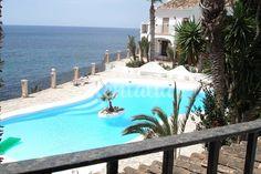 Casa en alquiler en 1a línea de playa Murcia - calabardina