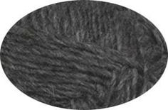 - Icelandic Lett Lopi 0058- dark grey heather - Lett Lopi Wool Yarn - Nordic…