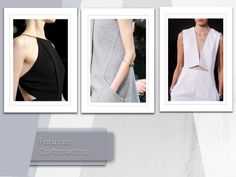 """Trend forecasting presentation based on WGSN's """"Pause"""""""