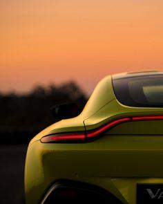 photo of rear light aston martin vantage lime essence 2018 Aston Martin Vantage, Aston Vantage, Aston Martin Sports Car, Yellow Car, Transportation Design, Car Wallpapers, Super Sport, Car Detailing, Sport Cars