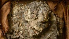 Hallan un esqueleto humano de 6.500 años en el sótano de un museo de EE.UU. –Los cientìficos del museo Penn de Filadelfia,EE.UU.,han descubierto en el sòtano de las instalaciones un esqueleto humano de 6.500 a. de edad durante el proyecto de digitalizaciòn de los fondos.-