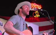 Drake White New From Nashville at the Boot Grill
