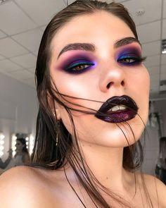 ab0ec9f2d4f Amazing Face Makeup;Dramatic Face Makeup;Fashionable Face Makeup;Smoking  Eyes;Somking