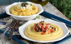 Το κλασικό πιάτο της Σαντορίνης «απογειώνεται», όπως μάς λέει η Νένα Ισμυρνόγλου, «συνοδεία ψητού χταποδιού. Ενα πιάτο που μυρίζει ελληνικό καλοκαίρι».